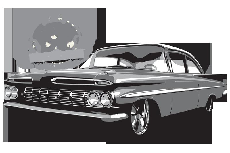 1959 Impala shirt