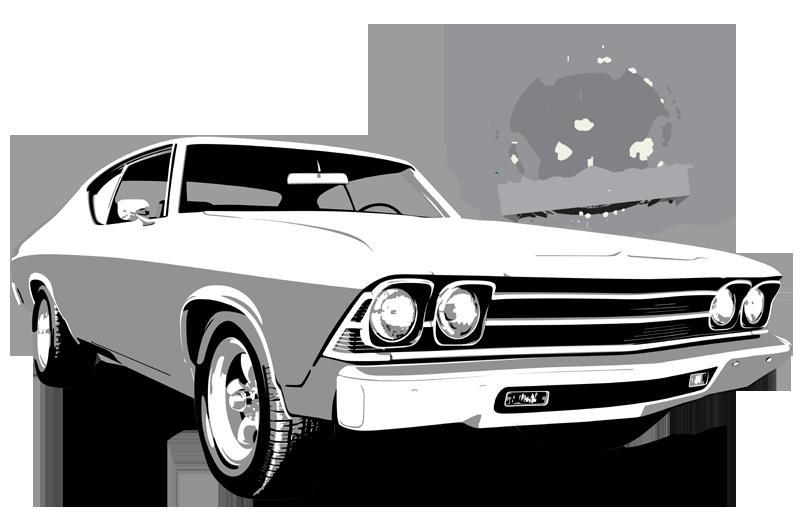 1969 Chevelle SS shirt